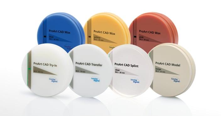 ProArt CAD-Scheiben