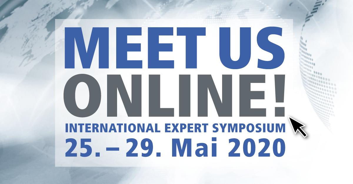 IES: Neu als Online-Symposium Ende Mai